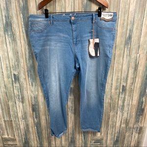 YMI Royalty Plus Jeans sz 24W NEW # S718